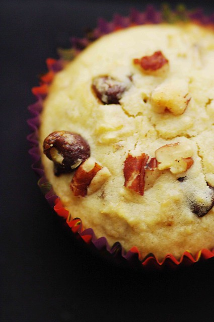 Oatmeal Chocolate Chips Muffins