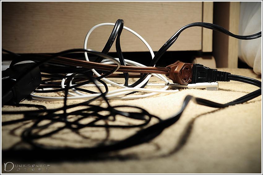Cords.