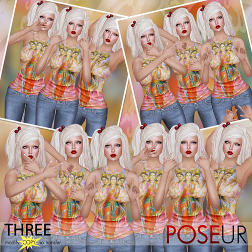 POSEUR - Three