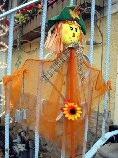 Scarecrow Ghost