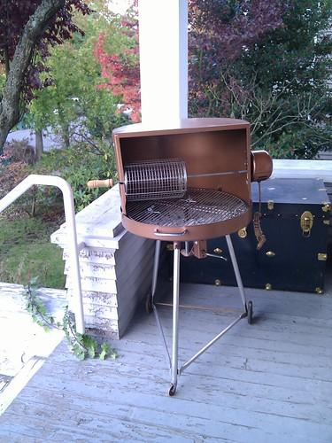 Old school grillin'