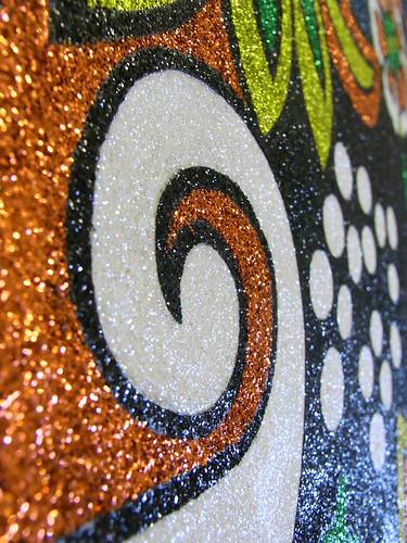 Glitter Detail
