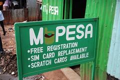 M-pesa (dunia duara) Tags: africa green kenya nairobi communication kibera mobilemoney mpesa