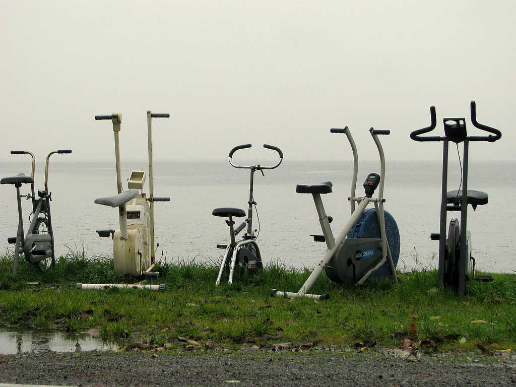 Easter Island: Exercise Edition