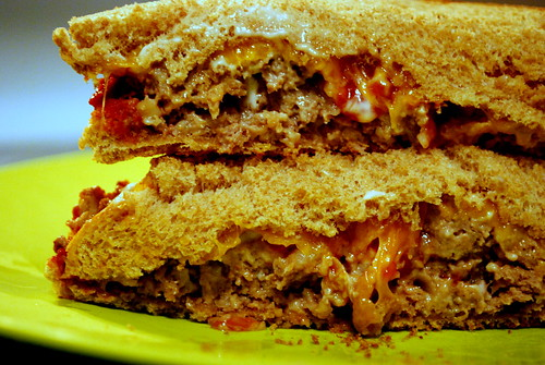 Leftover Meatloaf Sandwich