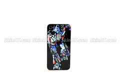 Transformers-iPhone 4 Decal sticker Skin