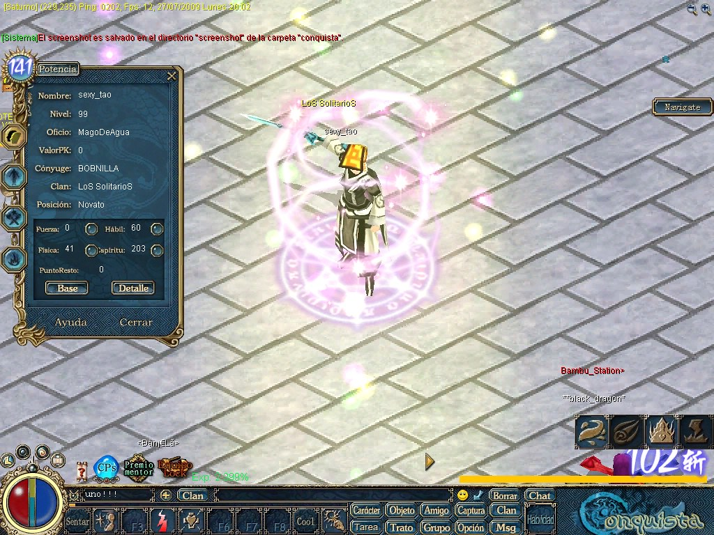Water Taoist leveling guide? - Page 2 - Conquer Online ...