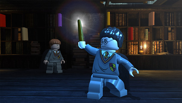 LEGO Harry Potter: Years 1-4 (iPad, iPhone, iPod touch)