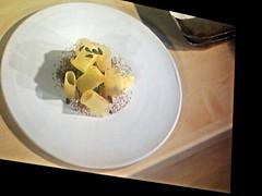 Noma - Rene Redzepi Talk - Apple Dish
