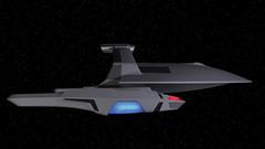 A-mir-2 (axeman3d) Tags: bar trek star ship space craft warp roll miranda cruiser tng nacelle