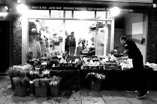 Primrose Hill Greengrocer