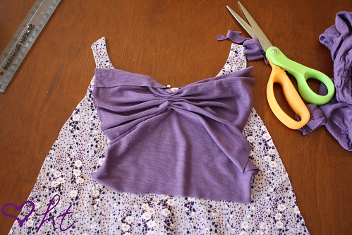 The Lunar Bow Frock Tutorial