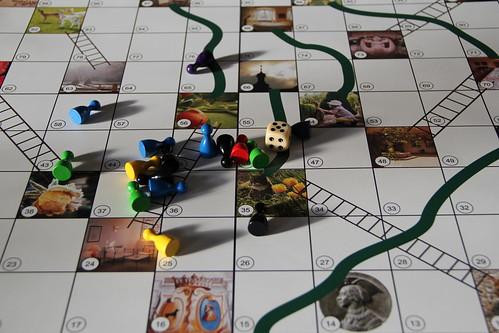 Barockschloss - das Spiel