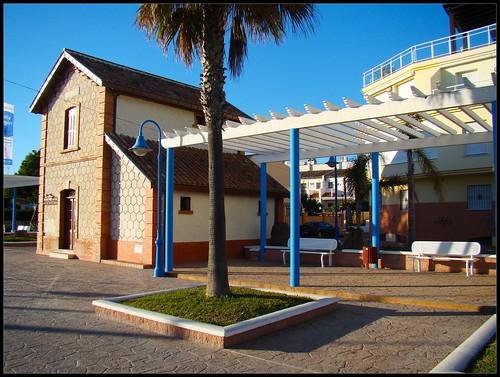 Antigua Estación de Tren Cala del Moral