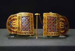 Sutton Hoo Ship Burial, Bracelet (open)
