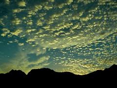 good morning Sinai (werner boehm *) Tags: sky mountains clouds sunrise petra egypt himmel wolken berge jordan sinai jordanien dester wernerboehm