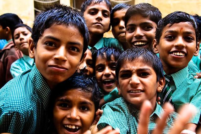 Kids - Jodhpur, India
