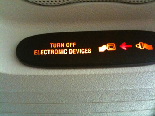 Turn Off Electronic Devices by Wesley Fryer, on Flickr