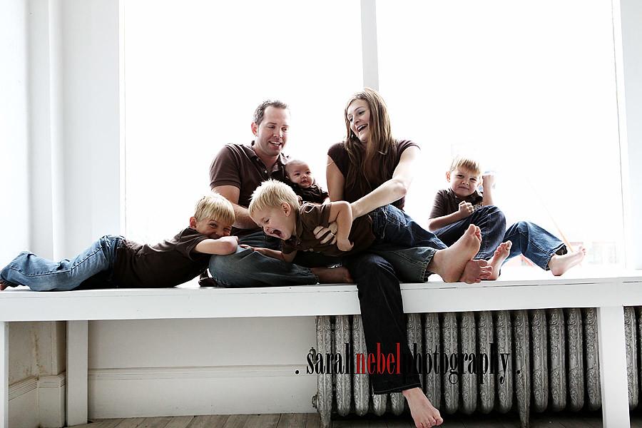 3 . the crank family .