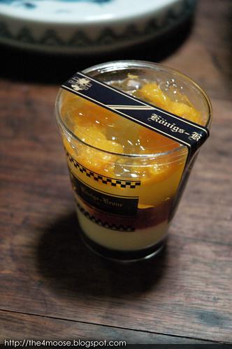 Konigs-Krone - Orange Jelly Dessert