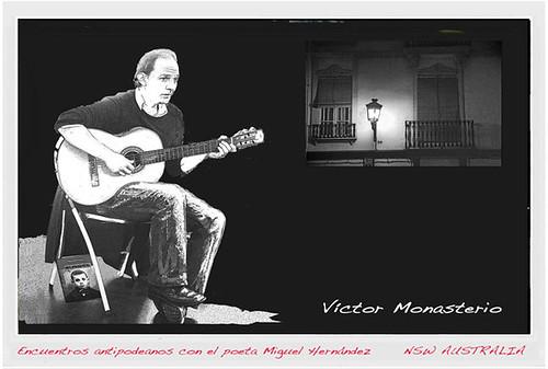 Encuentros Antipodeanos; Presente,Victor Monasterio  3