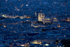 France - Paris 75014 (Thierry B) Tags: france skyline night geotagged photography twilight frankreich europe cityscape exterior photos nacht outdoor dusk dr frana bynight geotag fr extrieur iledefrance nocturne parijs idf pars  parigi iledelacit   tourmontparnasse  geolocation pras  photographies 75014      horizontales toitsdeparis europedelouest   noctambule heurebleue      parisrooftops photosnocturnes worldtrekker gotagg thierrybeauvir  beauvir wwwbeauvircom estparisien droitsrservs heuremagique  20101027