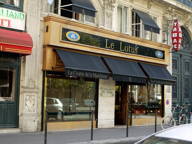 Le Lotus Paris France