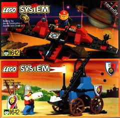 1843 (Jojo ()) Tags: castle lego space scan sets collecting spyrius alternativemodels royalknights kniglicheritter
