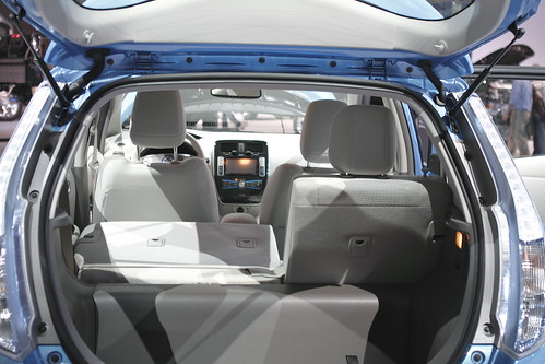 Nissan Quest 2011 Interior. Nissan Minivan Interior 2011