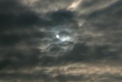 Sun, clouds, sky