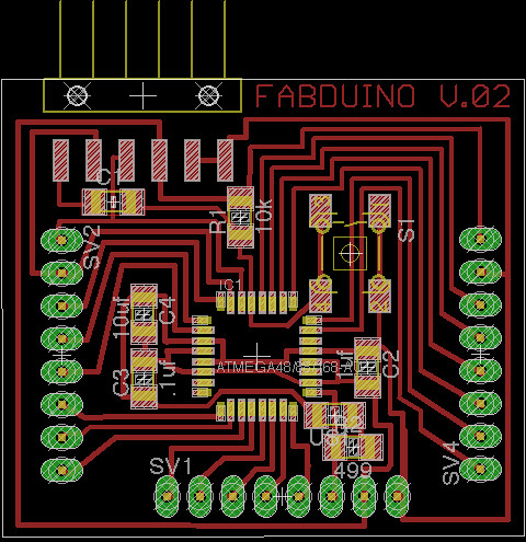 Fabduino Board