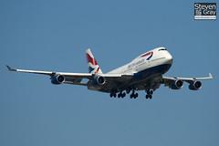 G-BNLR - 24447 - British Airways - Boeing 747-436 - Heathrow - 100617 - Steven Gray - IMG_3884