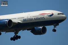 G-YMMC - 30304 - British Airways - Boeing 777-236ER - Heathrow - 100617 - Steven Gray - IMG_4925
