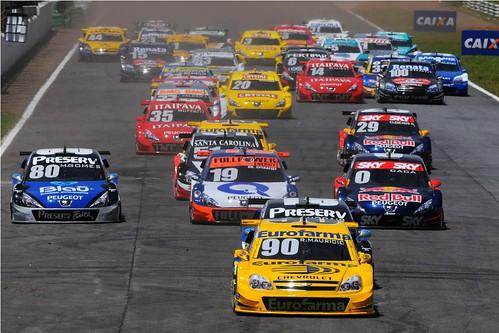 Stock Car em Brasília 2010