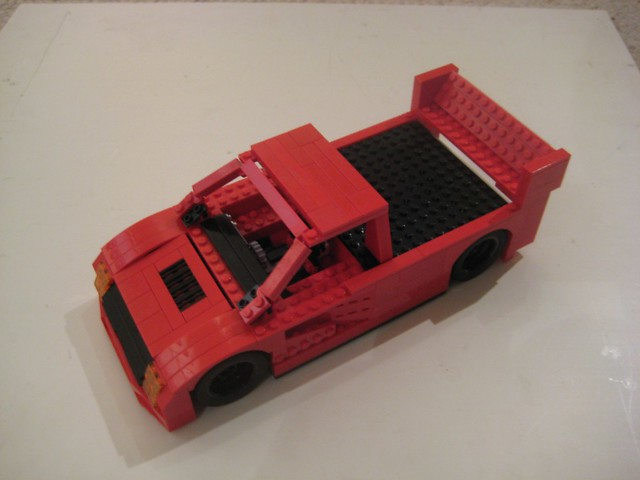 car truck lego rally toyota tacoma pikespeak hillclimb pikespeaktacoma toyotapikespeaktacoma