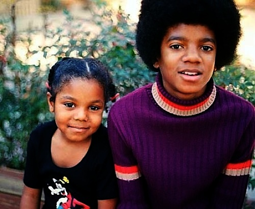 Producer Bobby Martin remembers (Michael Jackson) with his sister (Janet Jackson)
