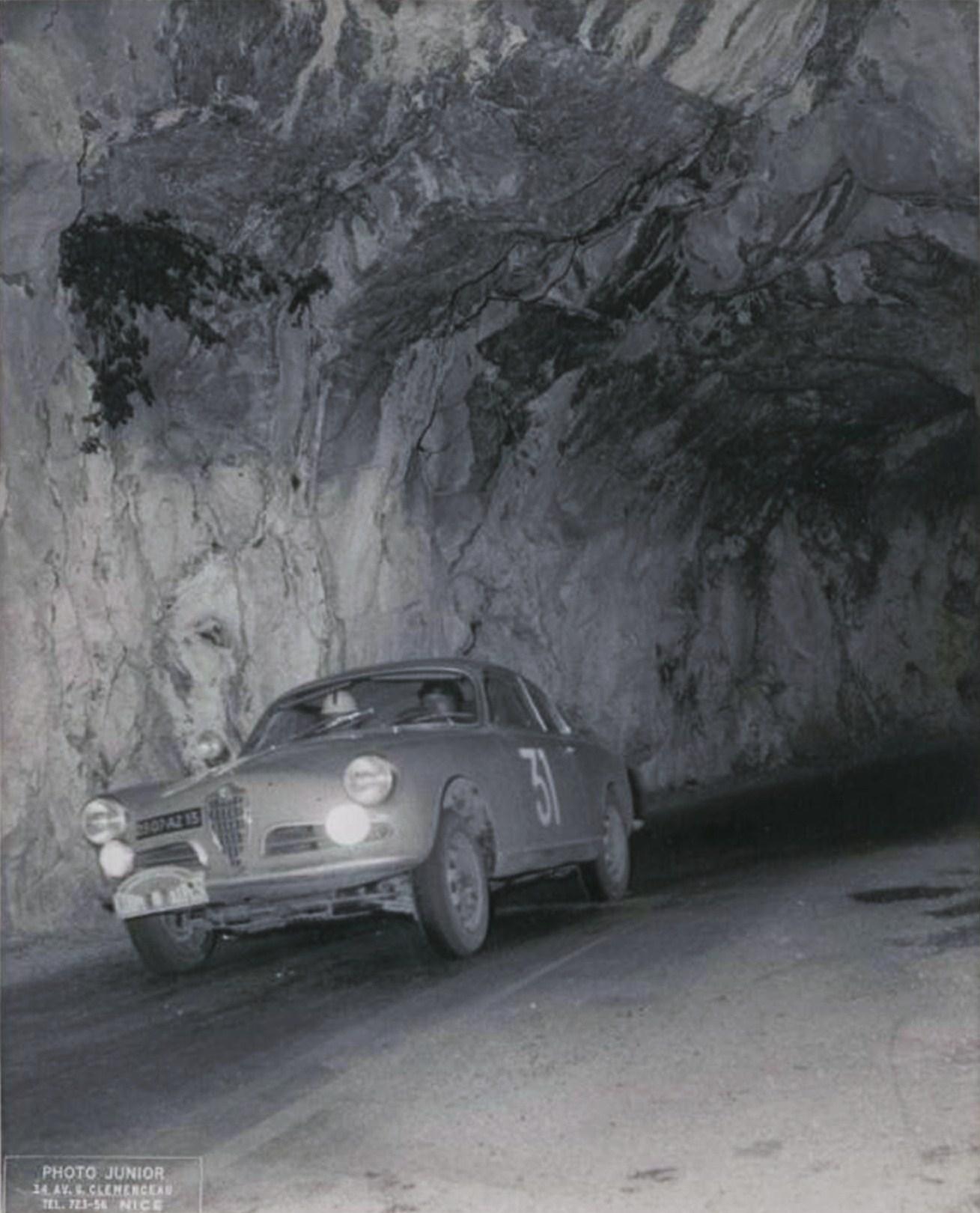 1961 Alfa Romeo Giulietta Sprint Speciale Is Absolutely