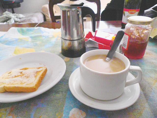 Desayunos italianos