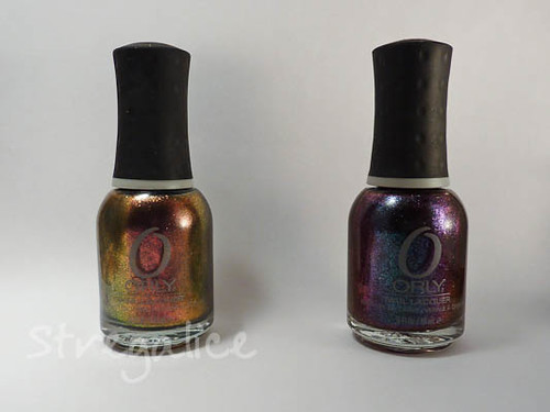 Orly Cosmic FX by stregalice