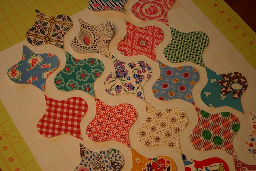 Ornament Mini Quilt