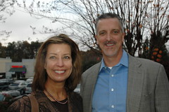 Judy Skeel and Wade Kelly