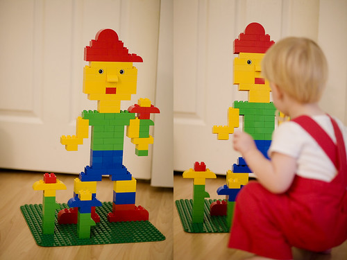 oh the things you can do with legos.