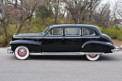 """1946 Cadillac, Series 751, Limo • <a style=""""font-size:0.8em;"""" href=""""http://www.flickr.com/photos/85572005@N00/5204424760/"""" target=""""_blank"""">View on Flickr</a>"""