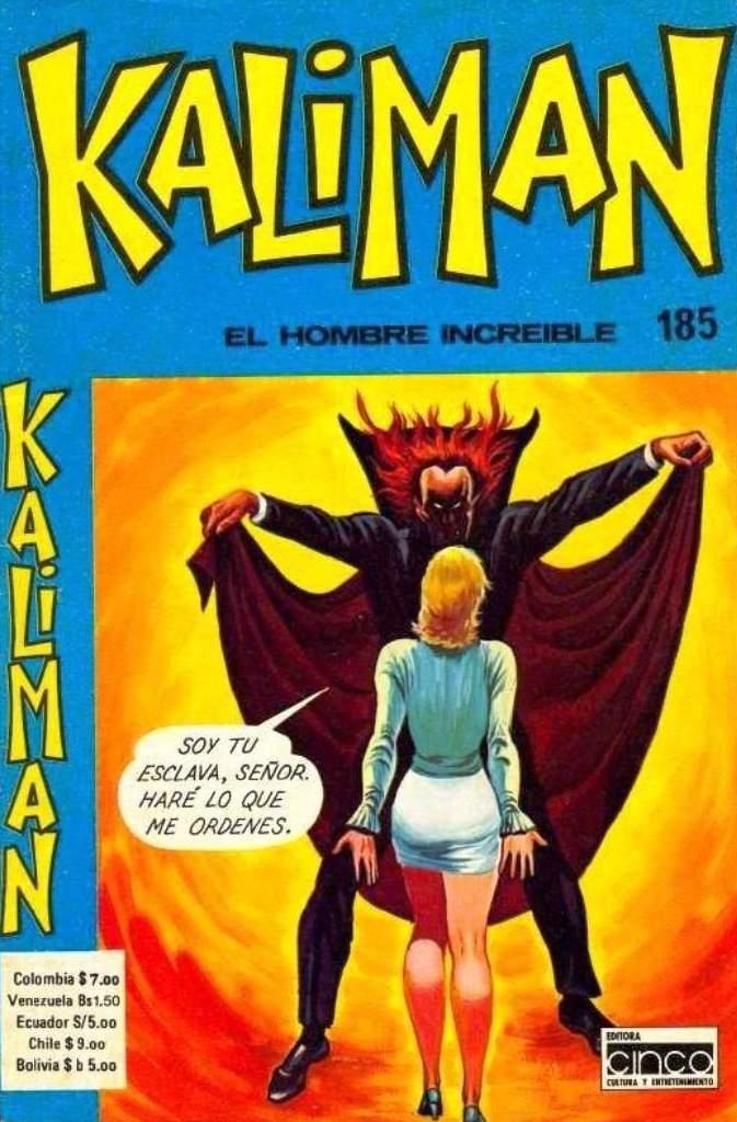 Kaliman 185