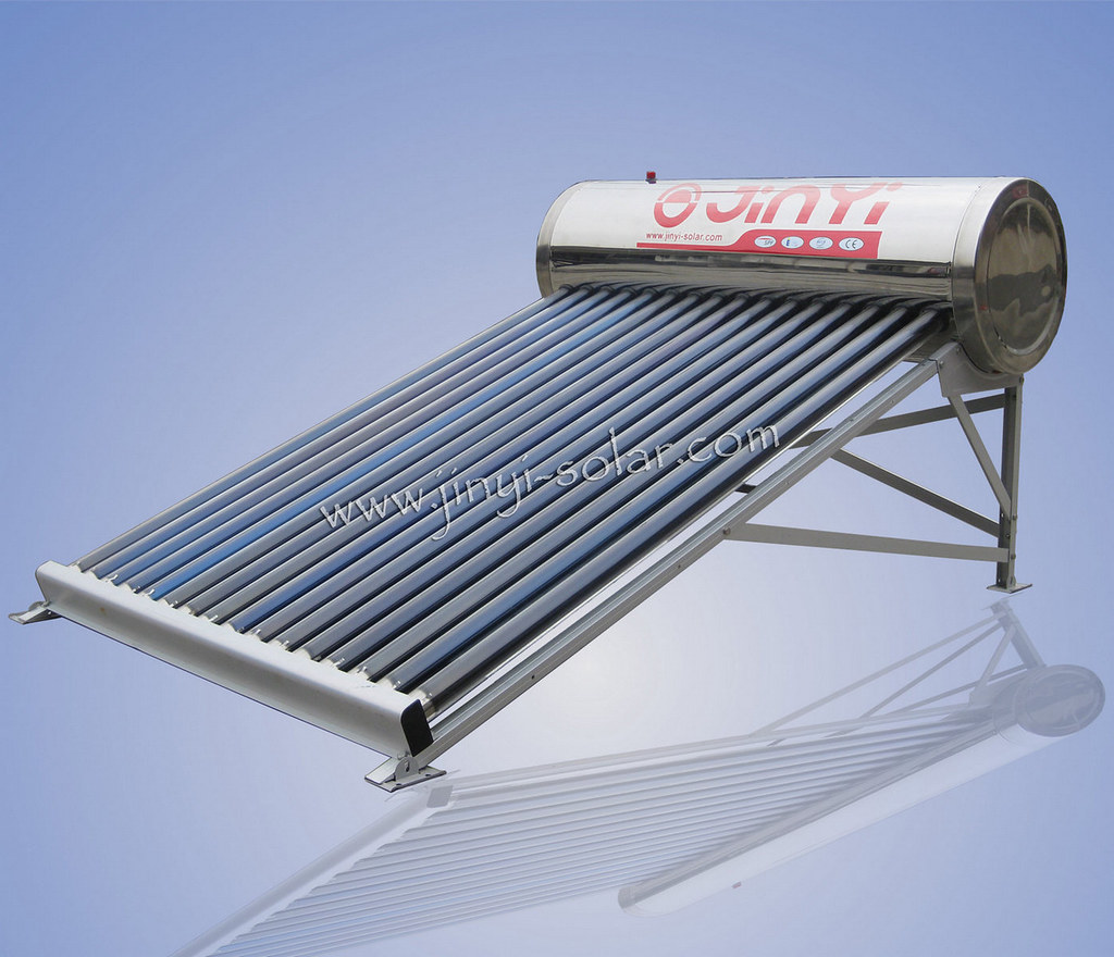 Solar Water Heater for Mexico (Stainless Steel)