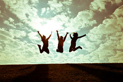 287:365 – Joyful Girls by charamelody, on Flickr