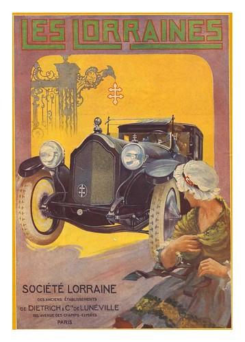 002-Old Vintage Antique Classic Car Posters