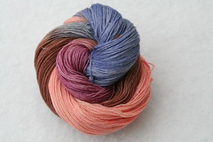 Yarn Pirate BFL Sock-- Alice