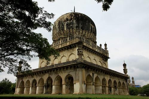 hyderabad Qutub Shahi Tombs