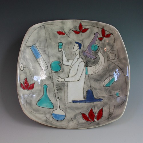My mystery plate.... by shoshonasnow